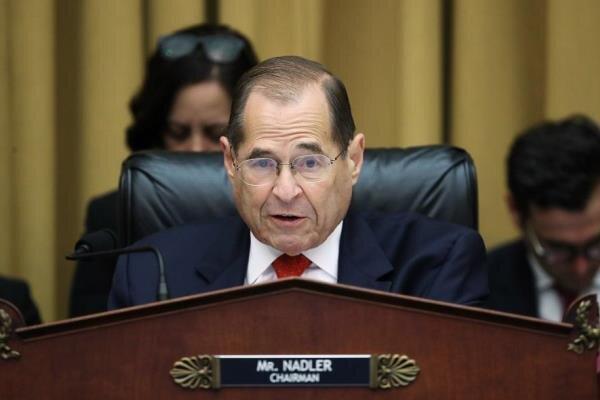نادلر: احضار بولتون به مجلس نمایندگان آمریکا ایده خوبی است!