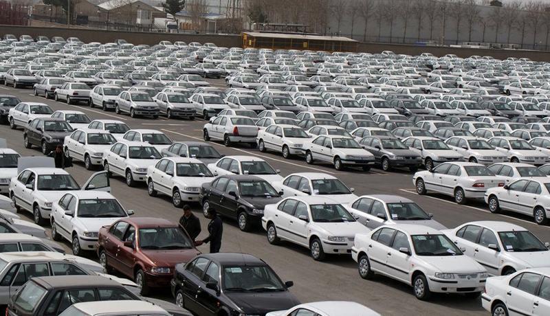 کشف 387 خودروی صفر کیلومتر در تهران