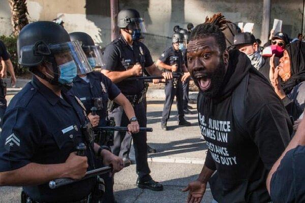 سازمان ملل: اعتراضات آمریکا واکنش به نژادپرستی سازمان یافته است